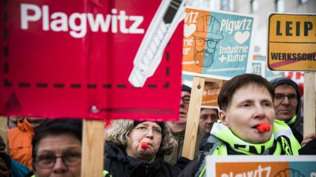 Les chômeurs européens de plus en plus pauvres, surtout les Allemands