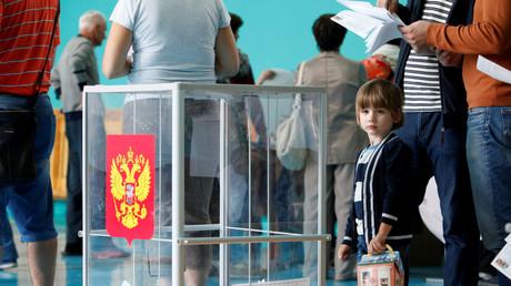 Elections législatives à Stavropol en 2016