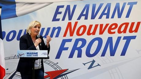Congrès du Front national : Marine Le Pen veut rallumer la flamme