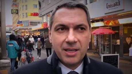 Le ministre de la Chancellerie Janos Lazar