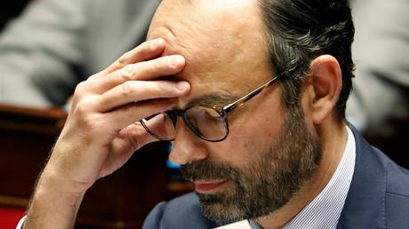 «La France est une nation qui veut continuer à sucer de grands» : lapsus d'Edouard Philippe (VIDEO)
