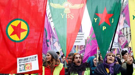 Image d'illustration : une manifestation pro-kurde le 6 janvier 2018 à Paris