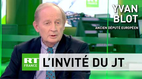 Yvan Blot, ancien député européen