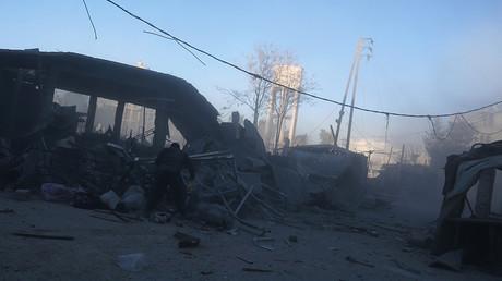 Ambassadeur russe à l'ONU : les terroristes d'al-Nosra ont fait usage d'armes chimiques à la Ghouta
