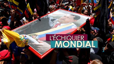 L'ECHIQUIER MONDIAL. Venezuela : Maduro gardera-t-il Caracas?