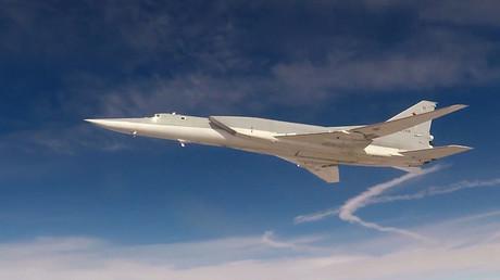 Un bombardier stratégique Tupolev Tu-22M3 (image d'illustration)