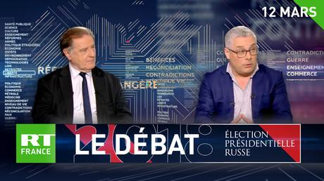 Enjeux, candidats : la présidentielle russe 2018 décryptée tous les soirs sur RT France (VIDEO)