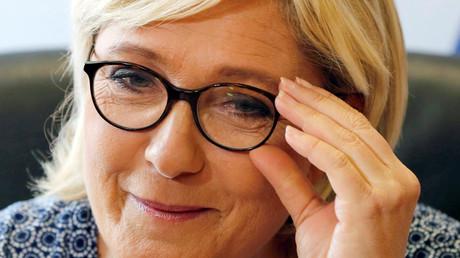 Marine Le Pen a choisi d'appeler à voter pour le candidat des Républicains pour l'élection législative partielle qui doit se tenir à Mayotte les 18 et 27 mars prochain