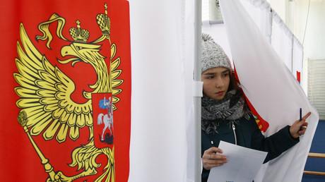 EN CONTINU : décryptage, analyse et résultats de la présidentielle russe