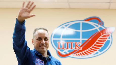 Les Russes votent même sur orbite !