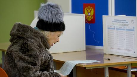 Plus de 100 millions de Russes étaient appelés à se rendre aux urnes ce 18 mars 2018. (image d'illustration)