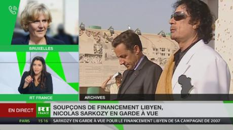 Garde à vue de Nicolas Sarkozy : Nadine Morano dénonce un «acharnement» (INTERVIEW)