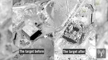 Menaçant ses adversaires, Israël révèle une opération top-secret menée en Syrie