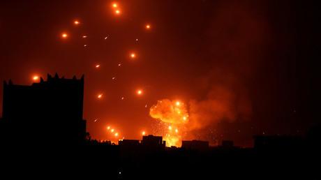 Vente d'armes à l'Arabie saoudite : une ONG française pourrait saisir le Conseil d'Etat (VIDEO)