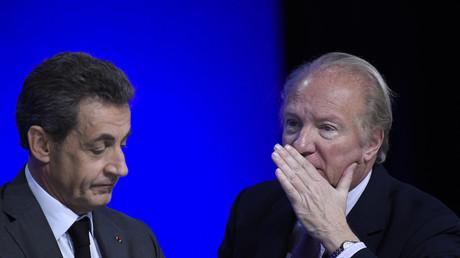 Placé sous contrôle judiciaire, Nicolas Sarkozy interdit de se rendre... en Libye