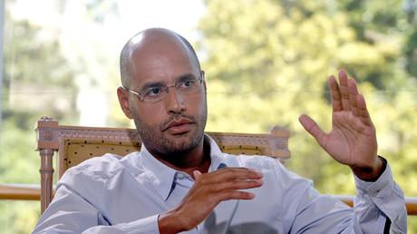 Saïf al-Islam, en 2007