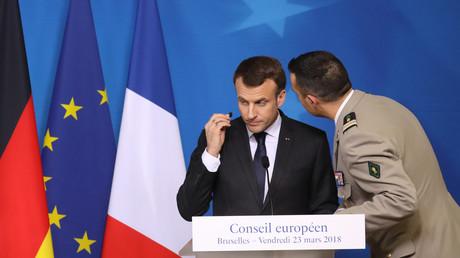 Attentats à Carcassonne : d'Emmanuel Macron à Marine Le Pen, le monde politique réagit