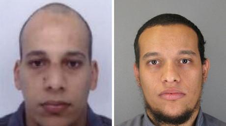 Chérif et Saïd Kouachi figuraient tous deux au fichier S avant de frapper la rédaction de Charlie Hebdo, illustration