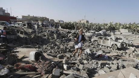Trois ans de guerre au Yémen