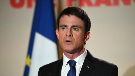 Terrorisme : comme la droite, Valls évoque la rétention des fichés S et l'interdiction du salafisme