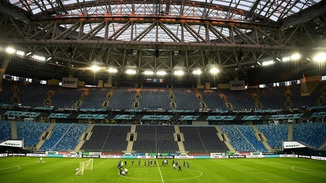 Le stade Krestovski, à Saint-Petersbourg (image d'illustration)