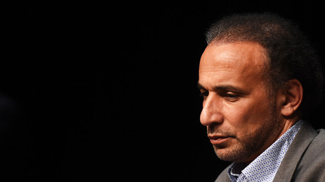 Tariq Ramadan, illustration.