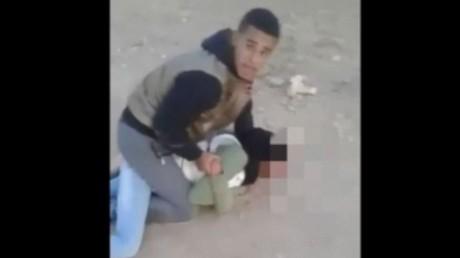 Une vidéo choquante montrant l'agression sexuelle d'une jeune adolescente fait scandale au Maroc