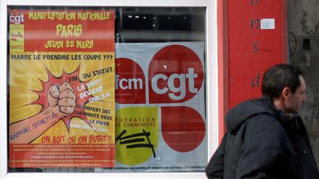 Opportunisme ? Un député LREM demande l'arrêt des grèves de cheminots à cause des attentats