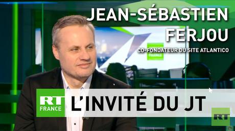 Pour Jean-Sébastien Ferjou, le Crif a commis une grave maladresse lors de la marche blanche (VIDEO)