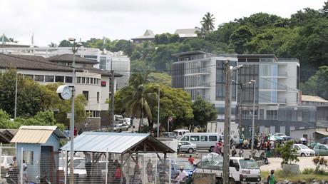 La ville de Dzaoudzi à Mayotte (image d'illustration)