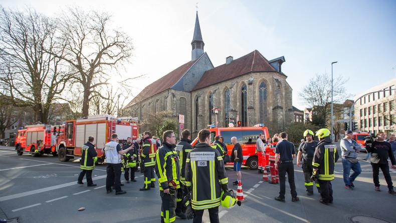 Charge meurtrière sur la foule à Münster, en Allemagne