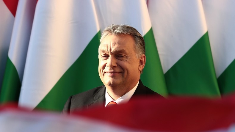 Hongrie : largement plébiscité, Orban se félicite de sa «victoire historique» aux législatives