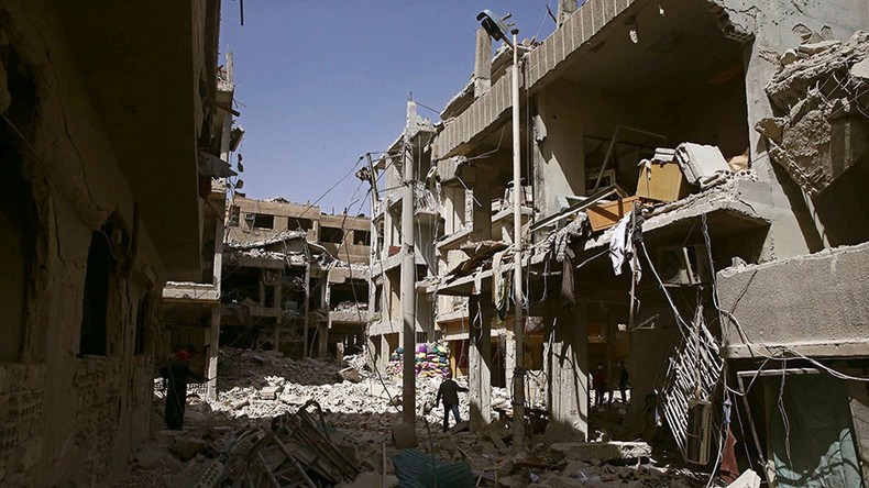 Moscou détient des «preuves irréfutables» de la mise en scène de l'attaque chimique de la Ghouta