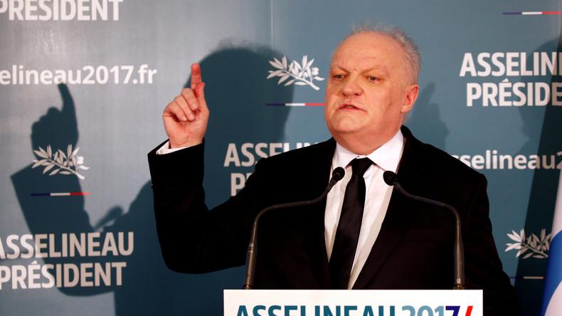 Asselineau demande aux parlementaires de destituer Macron après les frappes en Syrie (ENTRETIEN)