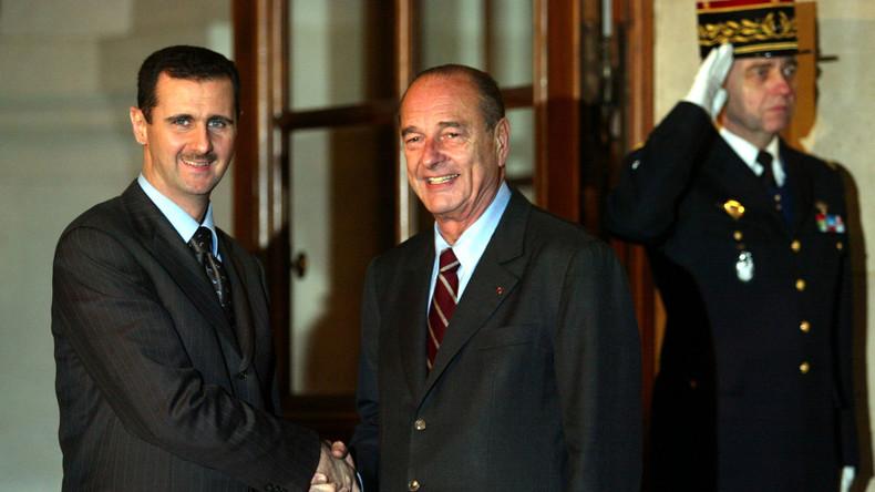 La France a engagé une procédure de retrait de la Légion d'honneur de Bachar el-Assad