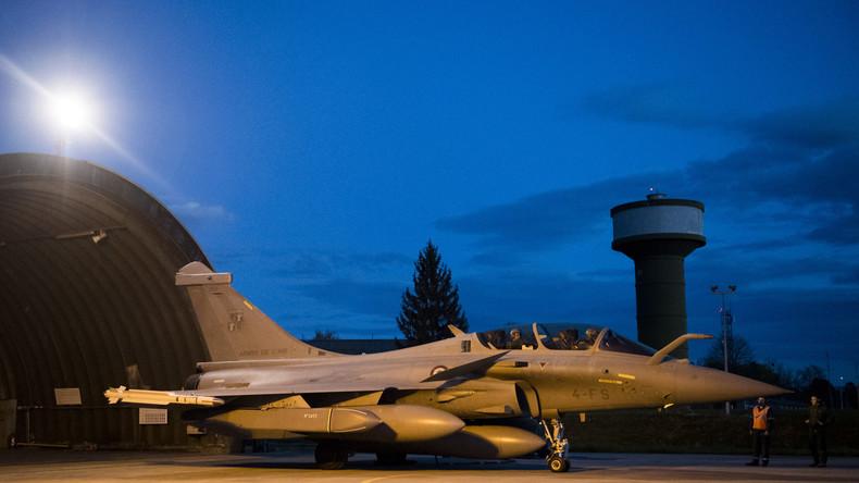 Frappes en Syrie : un avion français n'a pas réussi à tirer un de ses missiles Scalp