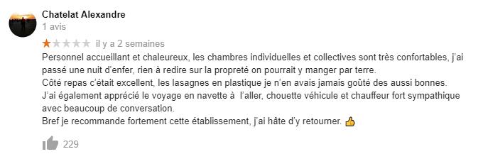 L'hôtel de police de Metz noté sur Google : «Personnel chaleureux, j'ai hâte d'y retourner !»