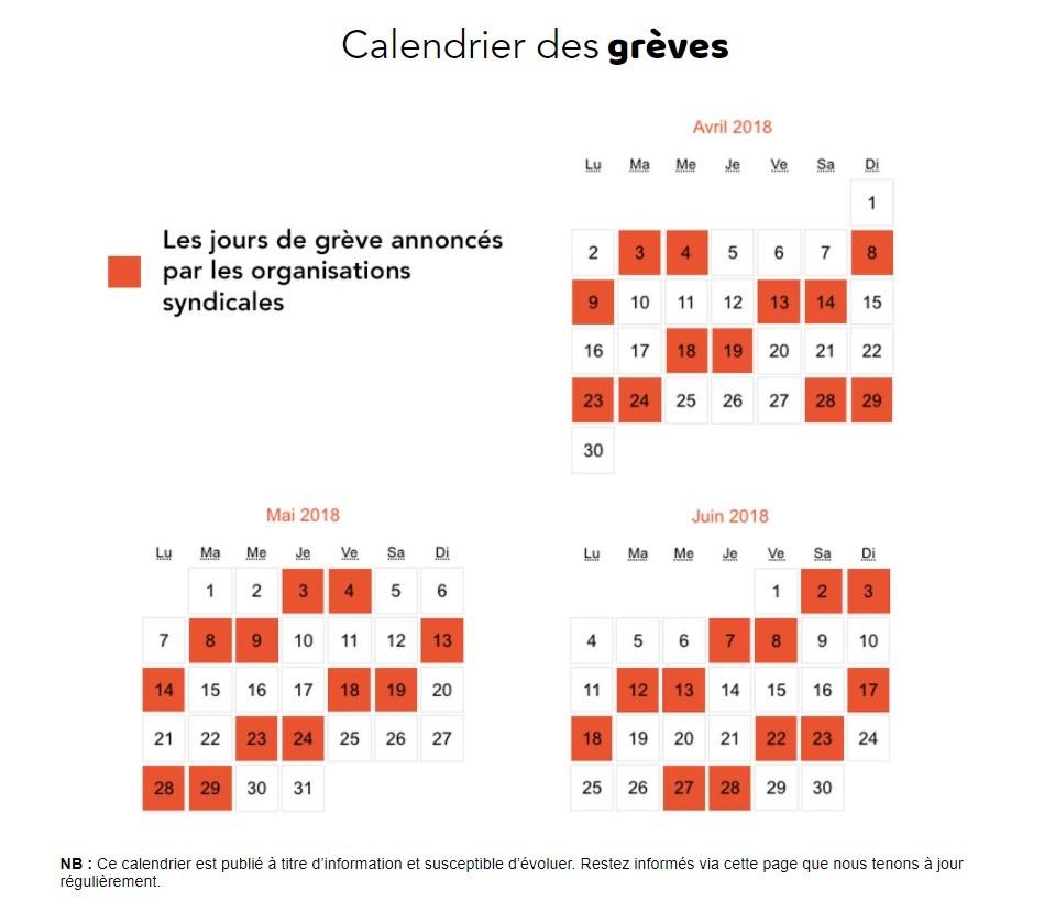 Grèves SNCF : une cagnotte pour soutenir les cheminots et contrer les sanctions des grévistes