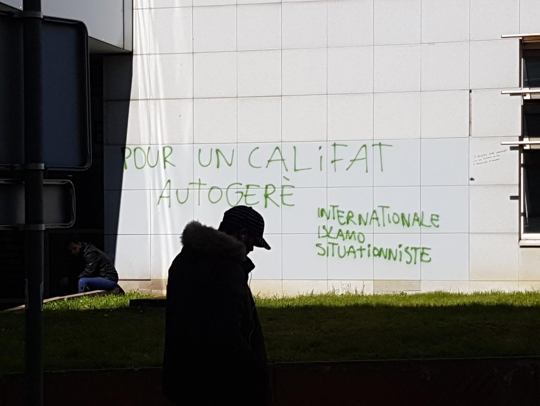 Une journée à Paris VIII : au cœur du blocage et de la protestation contre la loi Vidal (REPORTAGE)