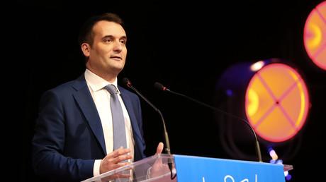 Philippot oppose un «patriotisme rassembleur» aux projets d'union des droites
