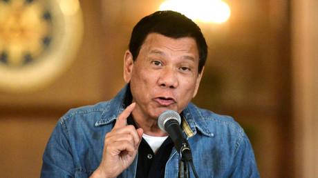 Selon Rodrigo Duterte, le responsable des droits de l'homme de l'Onu est un «écervelé»