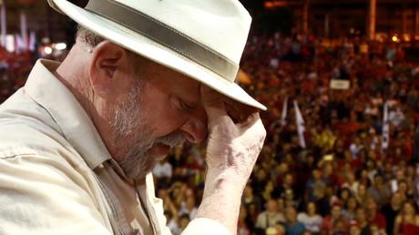 Brésil: défait devant la Cour suprême, Lula bientôt en prison ?