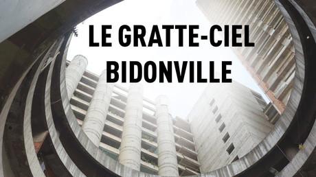 Le gratte-ciel bidonville