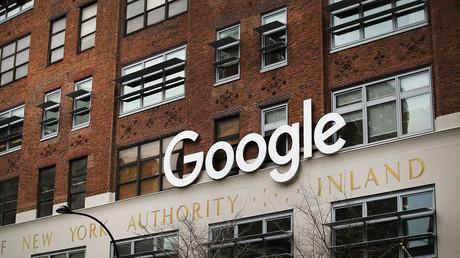 Les bureaux de Google à New York