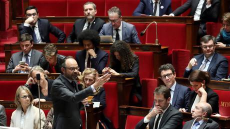 Syrie : Philippe promet une «réaction» française qui «dira des choses de ce que nous sommes»