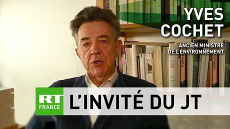 Yves Cochet (EELV) : les zadistes «nous montrent que l'on peut sortir de la laideur actuelle»