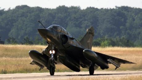 Image d'illustration d'un Mirage 2000-D