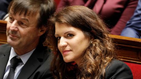 Insultes, menace : le SMS très agressif de la secrétaire d'Etat Marlène Schiappa à une ex-députée