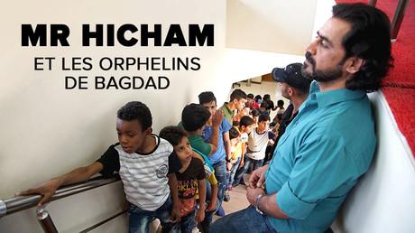 Monsieur Hicham et les orphelins de Bagdad