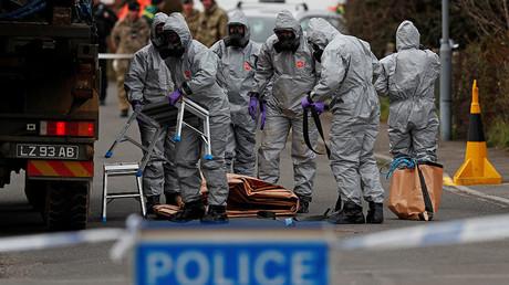 La substance BZ qui était en service dans des pays de l'OTAN a-t-elle été utilisée contre Skripal ?